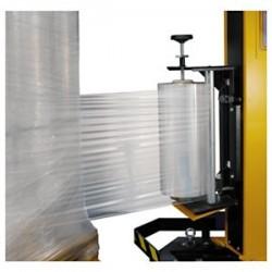 Film industrial transparente para máquina