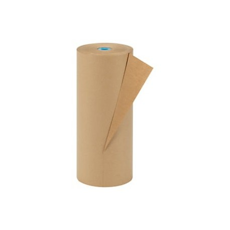 Papel Kraft reciclado en rollo